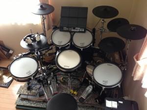 V-Drums TD-12、DXT-Multi12