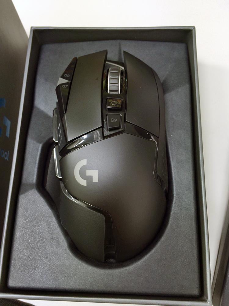 G502収納
