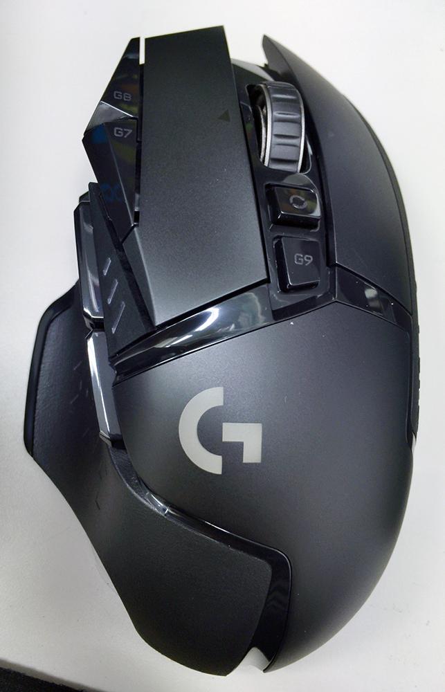 G502外観