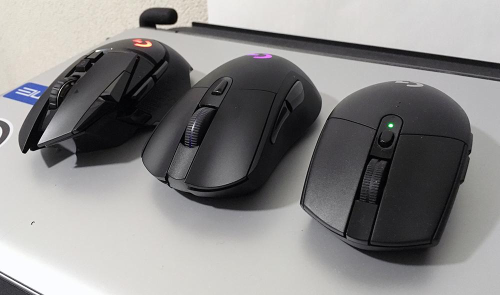 G304、G403WL、G502WL